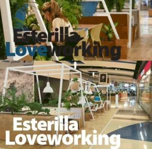 Esterilla Loveworking