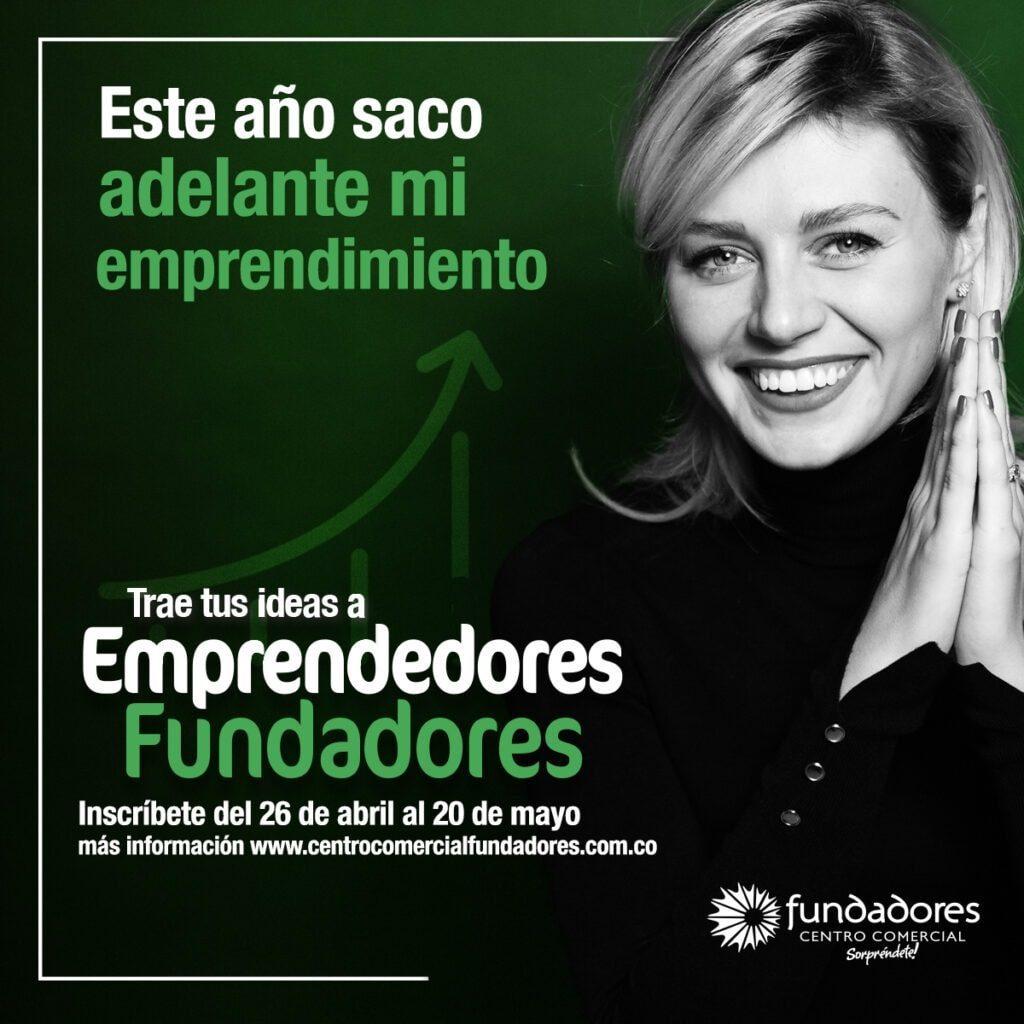 emprendedores fundadores