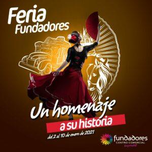 Feria Fundadores un homenaje a su historia