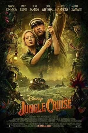 Jungle Cruise - Poster 2
