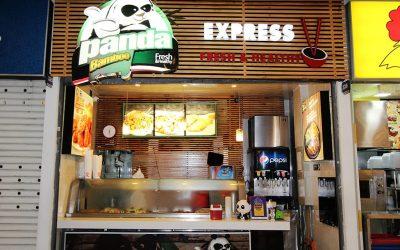 Panda Bamboo Gourmet