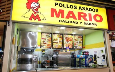 Pollos Mario